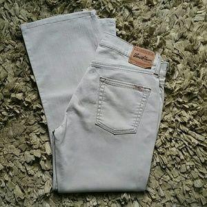 Levi Strauss Light Tan/Grayish Jeans 12 short
